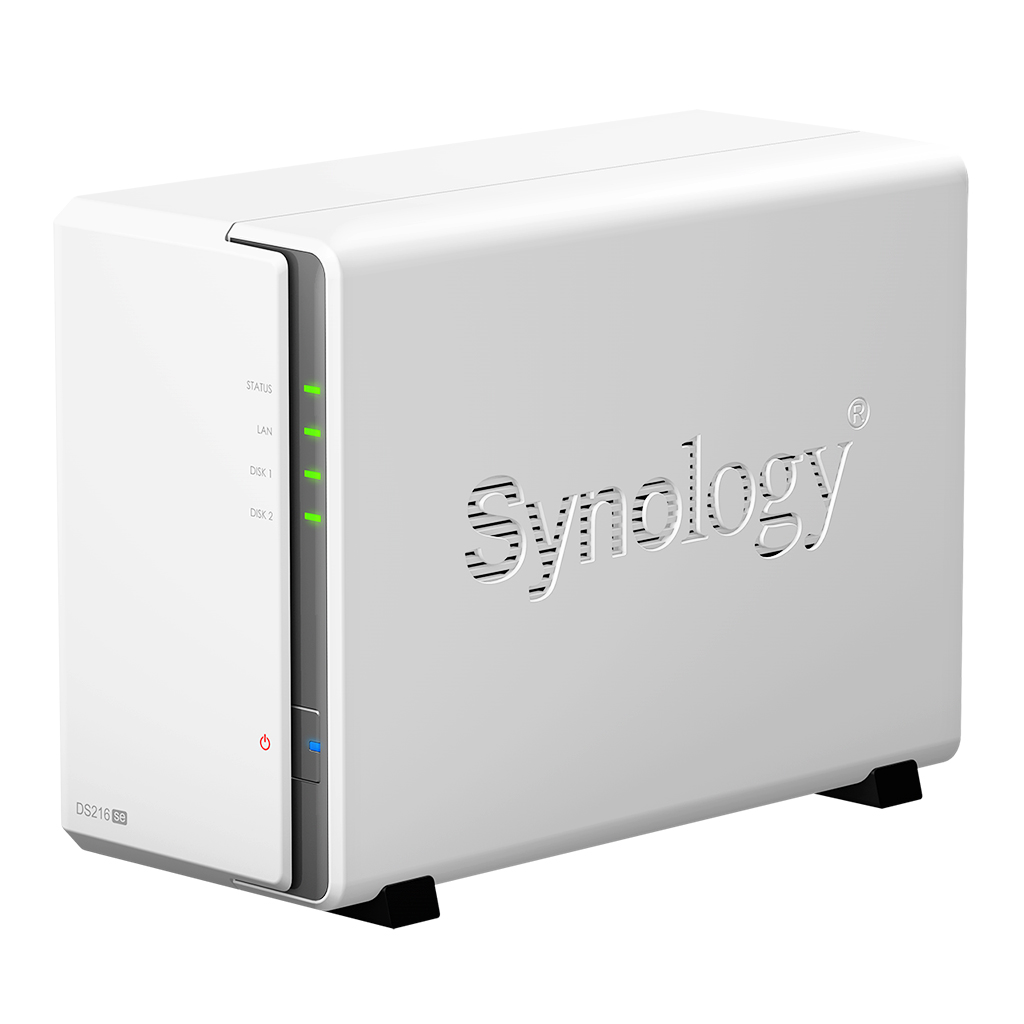 Synology DS216se NAS