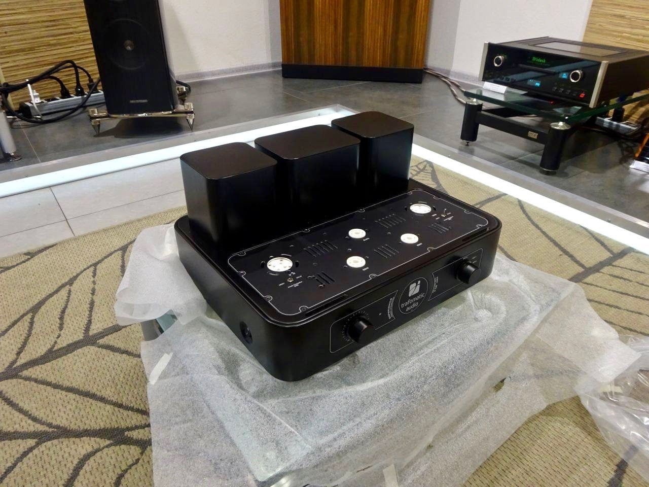 trafomatic audio Experience Two Mk2 review matej isak 2016 2017 mono and stereo high end audio review test 2