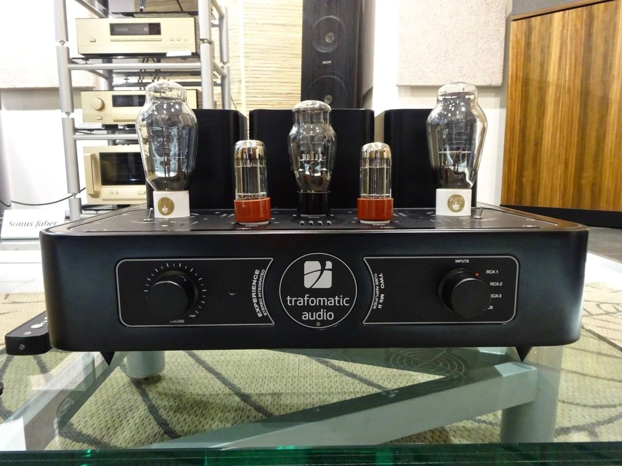 trafomatic audio Experience Two Mk2 review matej isak 2016 2017 mono and stereo high end audio review test 5