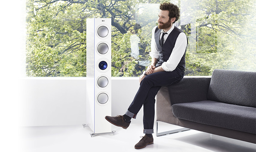 kef reference 1a