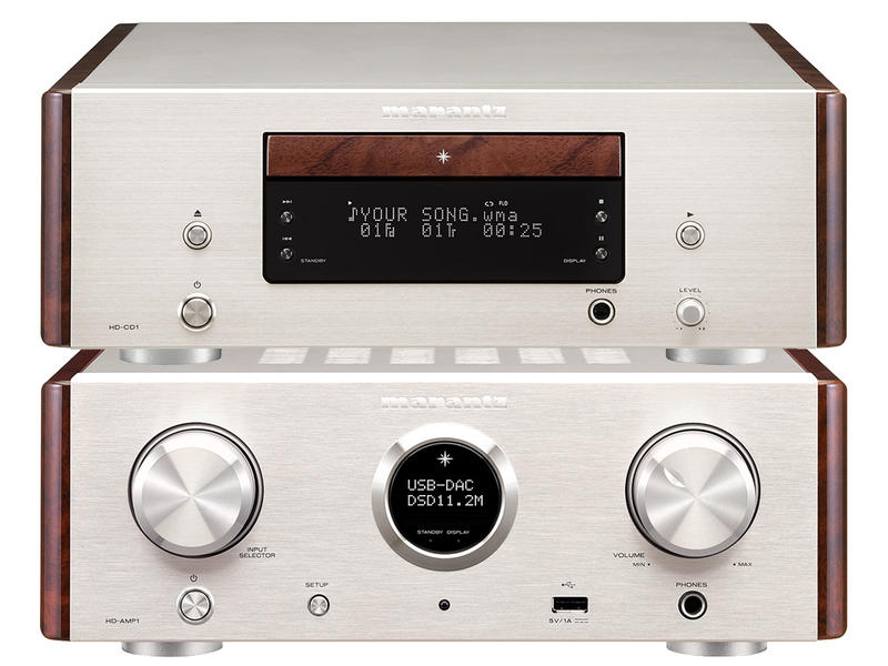 Marantz HD-AMP1 + HD-CD1