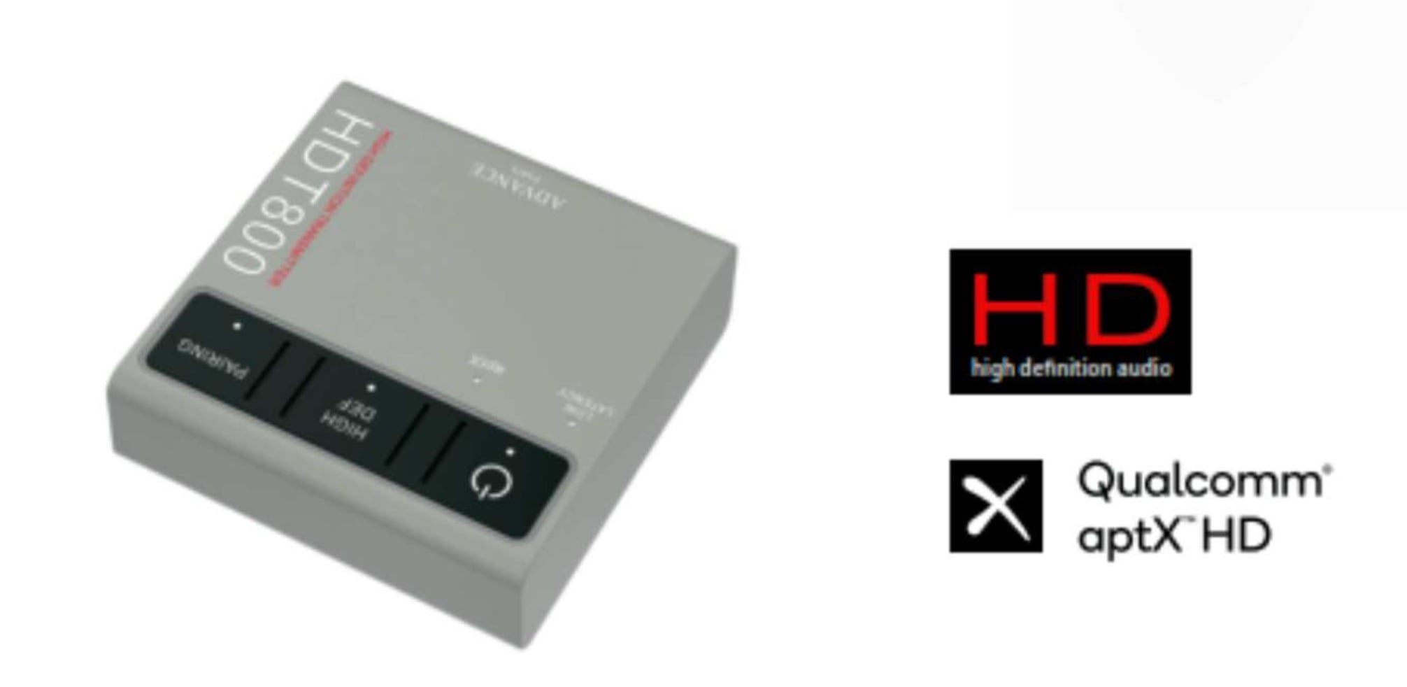 Advance Acoustic HDT800 Bluetooth jeladó