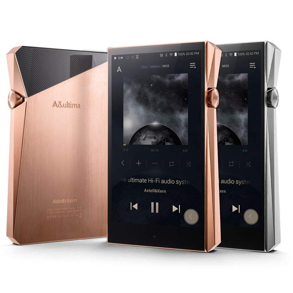 Astell and Kern SP2000