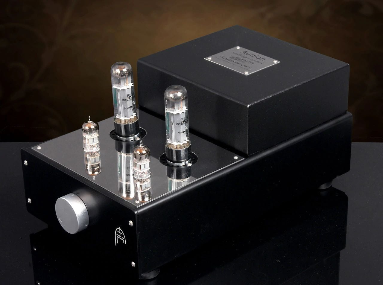 Audion Sterling Stereo Anniversary EL34