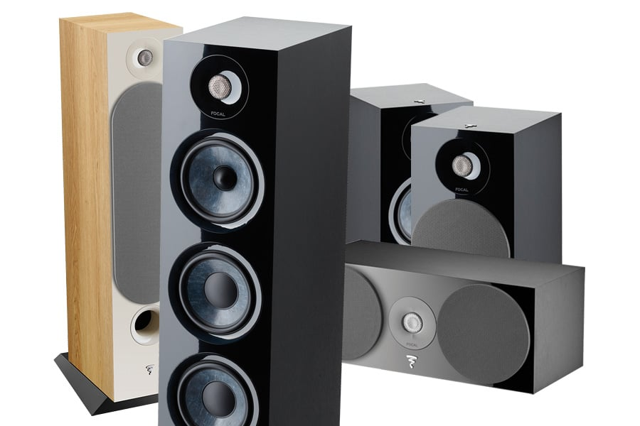 Focal Chora 828 + 806 + Center