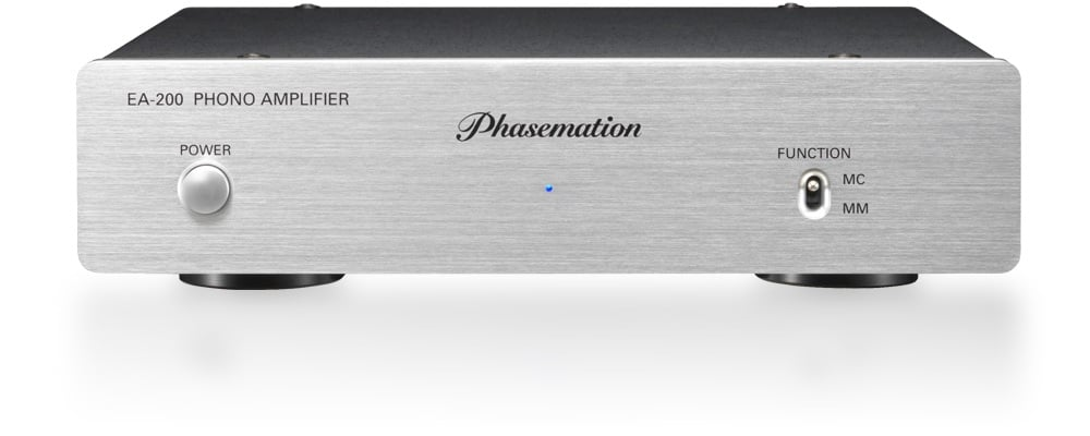 Phasemation EA-200 phono előerősítő