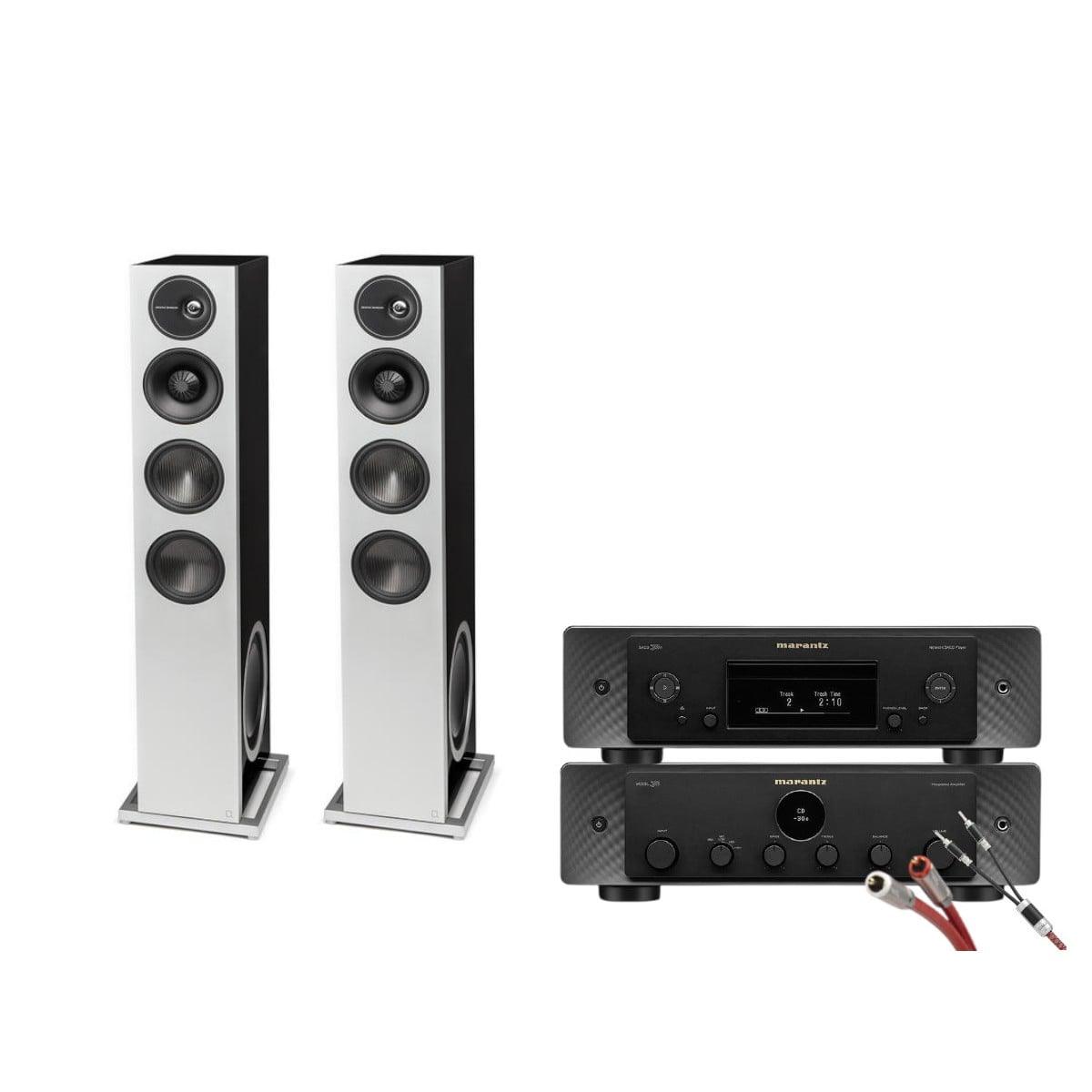 Marantz MODEL 30 + SACD 30n + Definitive Technology Demand 17 + kábelek