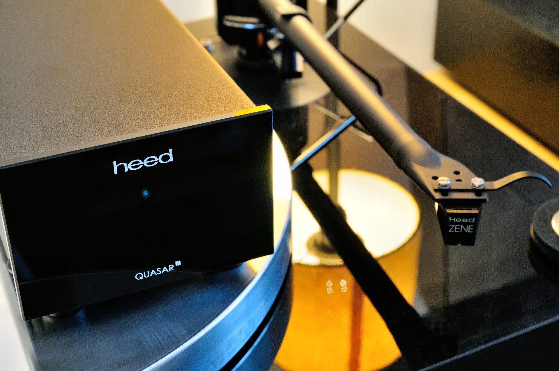 Heed Audio Quasar