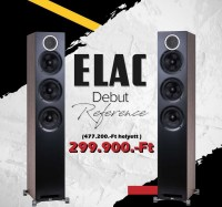 ELAC Debut Reference F5 hangfal